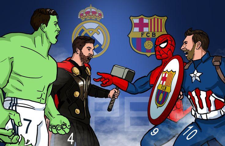 Реал Мадрид  Барселона. Прогноз Остапа Бендера