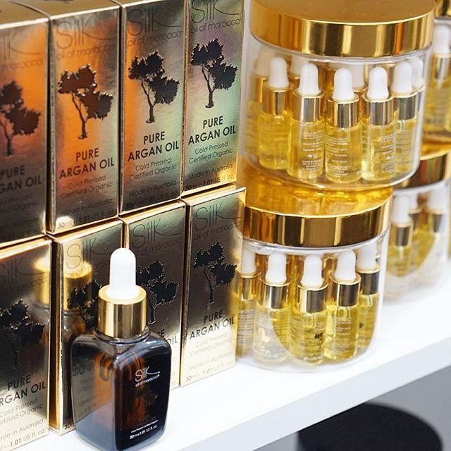Pure Certified #organic Argan #oil. Australian Made. Rich in #antioxidants.  Visit: http://www.esilkcosmetics.com