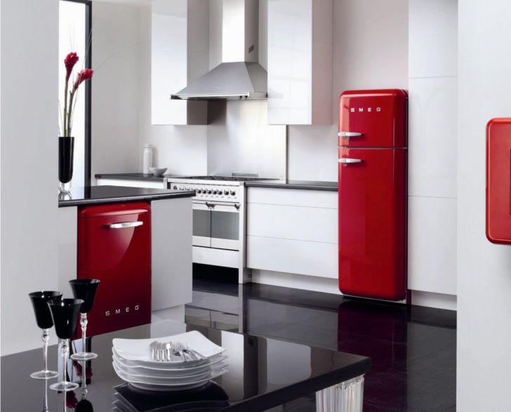 17 mejores ideas sobre acentos de cocina de color rojo en ...