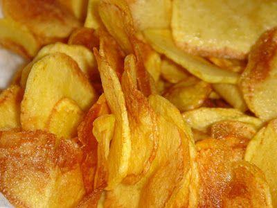 Nem vagyok mesterszakács: Tökéletes fűszeres-ropogós burgonya chips