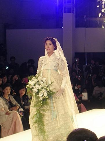 hanbok wedding dress #wedding #hanbok