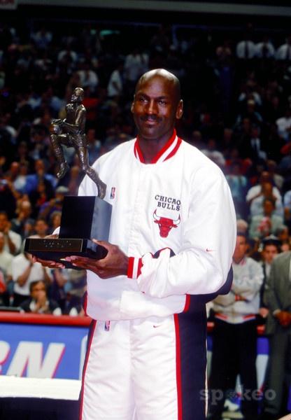 #MJ23 MVP