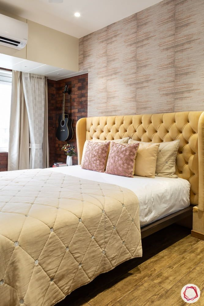 An Urban Revamp For A 2bhk In Mumbai Interior Design Bedroom Luxury Dining Room Home Renovation
