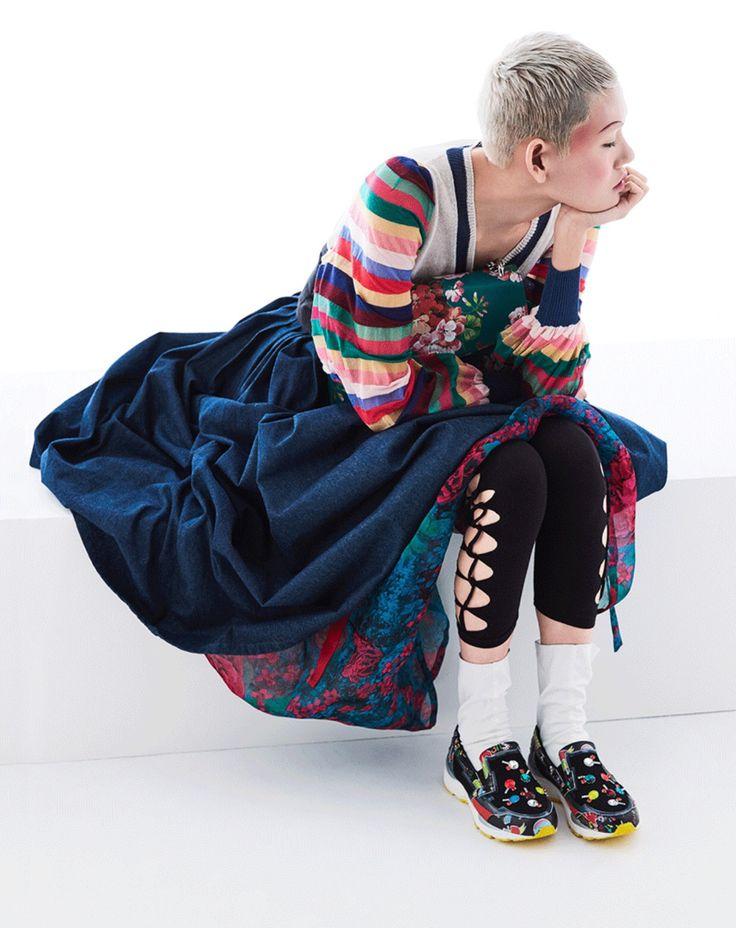 한복 Hanbok : Korean traditional clothes[dress] | #ModernHanbok #VogueKorea