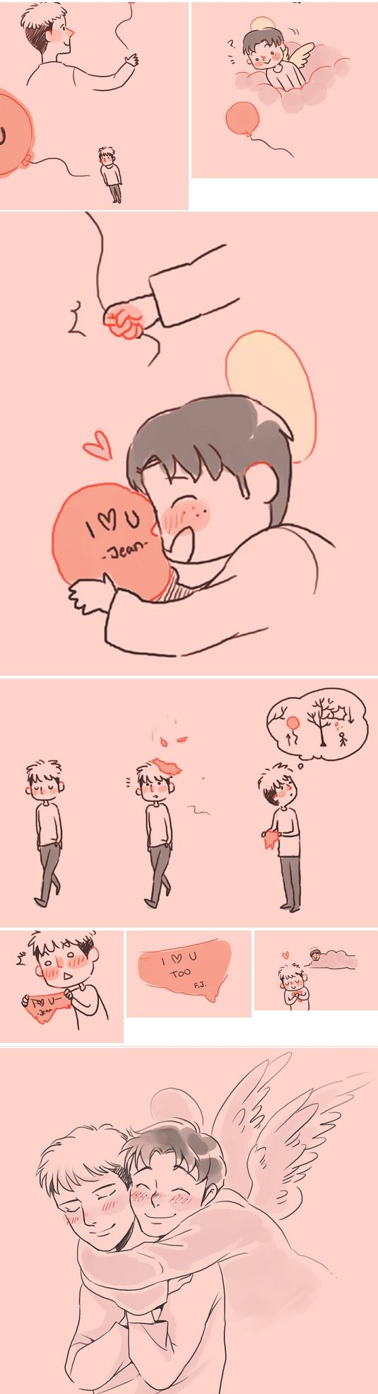"""jeanmarco <3 too sweet! <<< It took me a solid two minutes to figure out what """"F.J."""" stood for."""