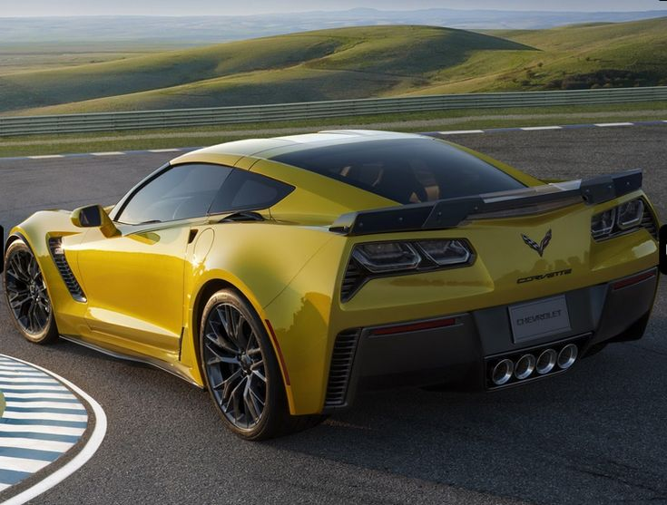 The new #Chevrolet #Corvette Stingray Z06 was unveiled at the Detroit Auto Show Yesterday, and here is the official live stream of the unveil...