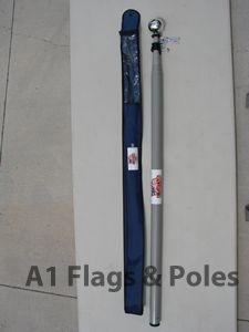 flag pole mounting hardware