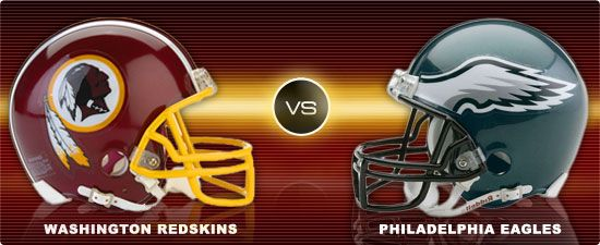 Redskins @ Eagles, Sun 12/23 at 1pm EST. Took my son. :)
