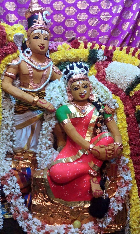 Lord Siva&Parvathi