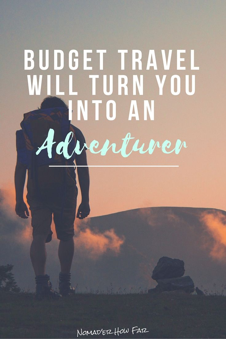 Travelling on such a small budget will force you to make crazy decisions that you might never have made if you could afford the comfortable alternative.