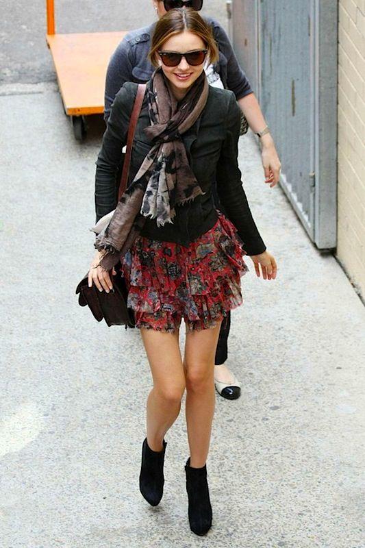 miranda kerr street style | Express yourself: Model Street Style: Miranda Kerr