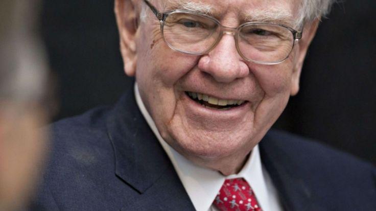 10 frases de Warren Buffett