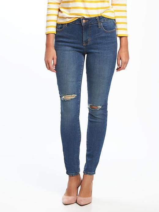 2016 $33 High-Rise Rockstar Jeans for Women