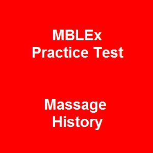 22 MBLEx Practice Test Online Free Questions and Answers on Massage History is the ideal way for you to practice for your MBLEx state exam. Our pre-built exams are provided to assess your knowledge and learned concepts and initially prepare you for standardized testing style with MBLEx exam questions.
