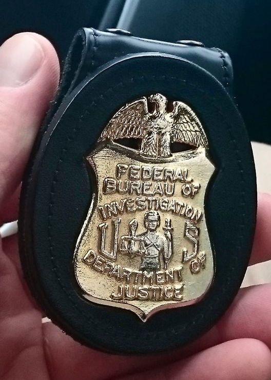 17 best images about us federal badges on pinterest - Fbi badge wallpaper ...