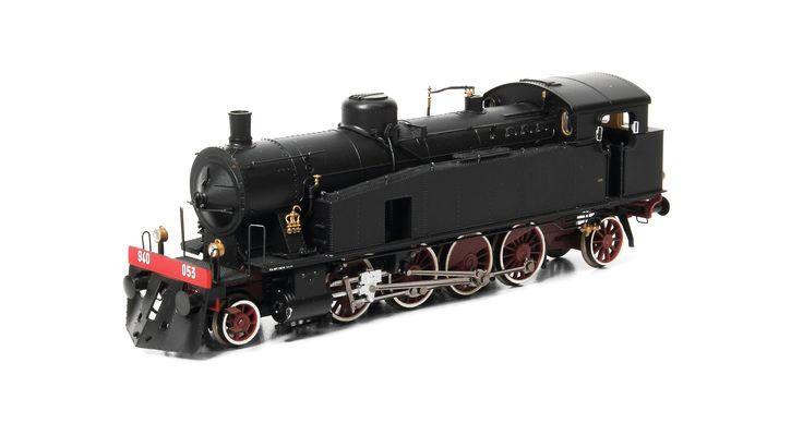 FS, steam locomotive class Gr.940