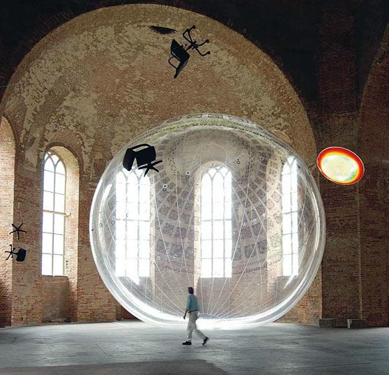 Best Installation Art Images On Pinterest Architecture Art - Projection mapping turns chapel into stunning work of contemporary art