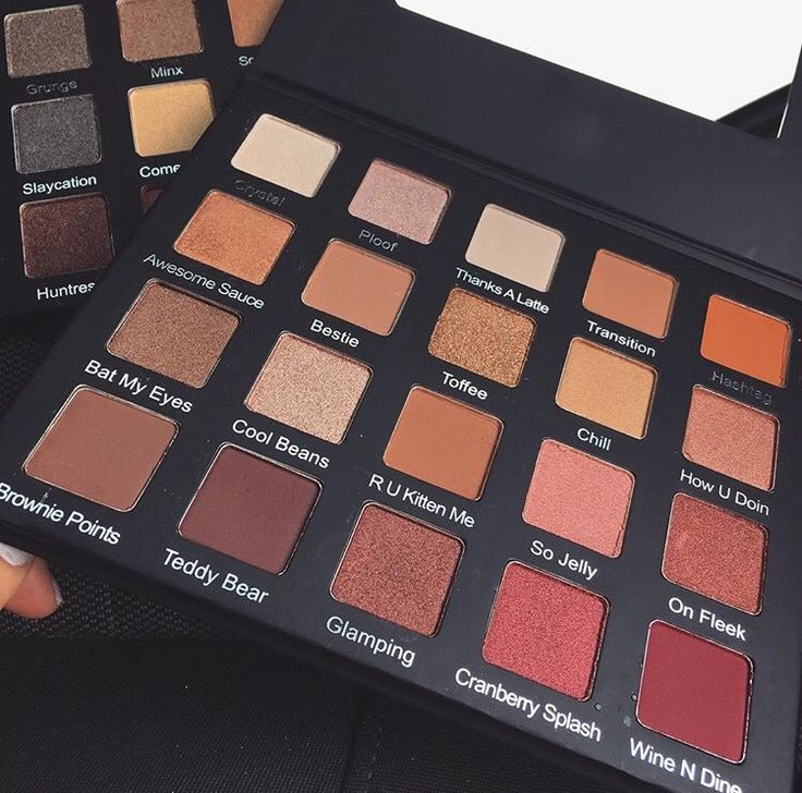 XOXO: Holy Grail Eyeshadow Palette by Violet Voss