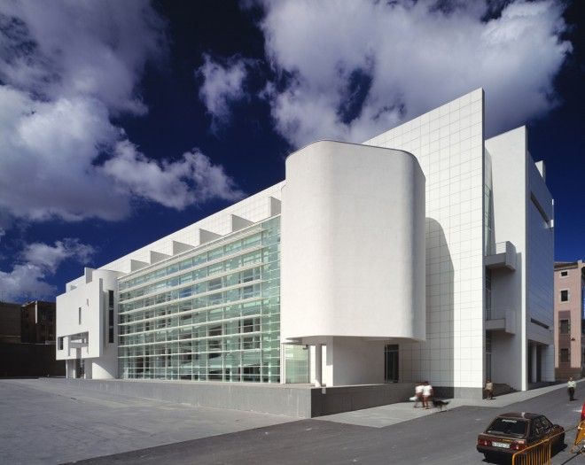 Barcelona Museum of Contemporary Art – Richard Meier & Partners Architects