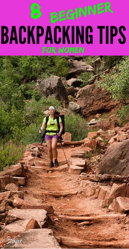 8 Beginner Backpacking Tips for Women