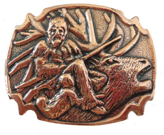 vintage BELT BUCKLE Buckler Hand Made Solid Brass frontiersman elk hunter by VintageTrafficUSA  10.00 USD  This is a hand made solid brass belt buckle by Buckler #298 I believe... Great shape! Excellent piece! -------------------------------------------- SECOND ITEM SHIPS FREE IN USA!!! LOW SHIPPING OUTSIDE USA!! VISIT MY STORE FOR MORE ITEMS!!! http://ift.tt/1PTGYrG FOLLOW ME ON FACEBOOK FOR SALE CODES AND UPDATES! http://ift.tt/1P57awb OR FOLLOW ME ON TWITTER…