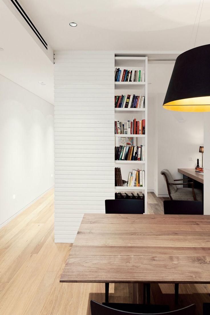 90 best Bookshleves - Estanterías images on Pinterest | Spaces ...