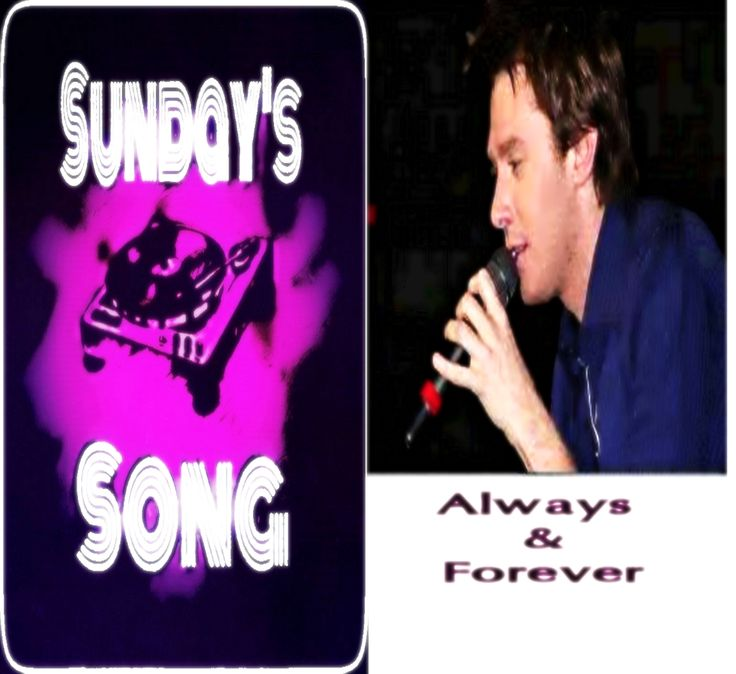 "Ccol4him's Claymania: Sunday's Song # 3: ""Always and Forever"" http://ccol4him.blogspot.com/2017/02/sundays-song-3-always-and-forever.html"