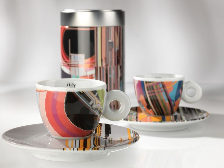 The Latest illy Art Collection Project: Artist Liu Wei - Design Milk