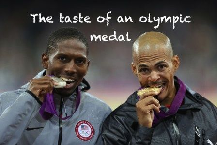 """The taste of an olympic medal"" at virtualpersonaltrainer.jimdo.com"
