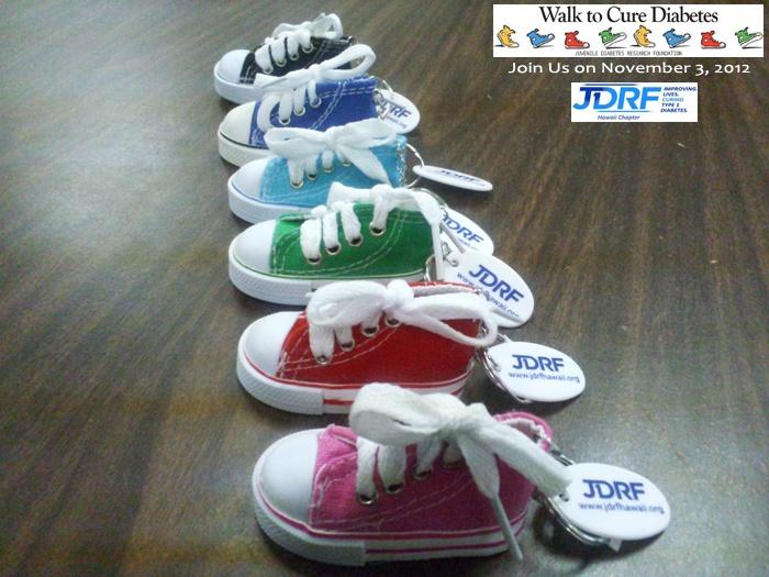 Very cool mini-sneaker...