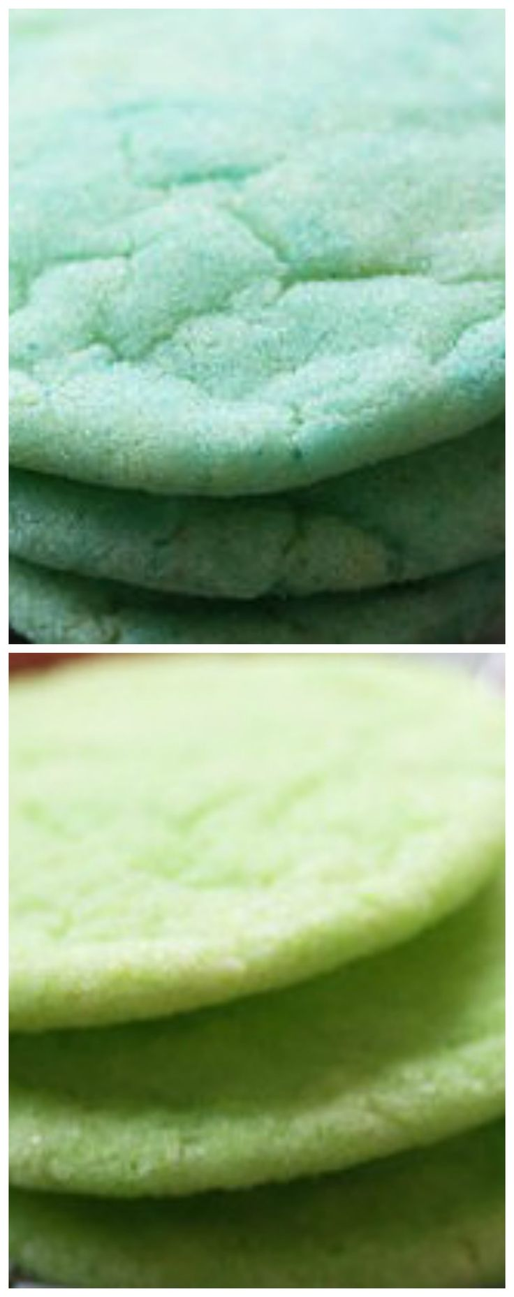 Jell-O™ Sugar Cookies ~ Simple sugar cookies get a burst of color and a burst of flavor thanks to Jell-O™!