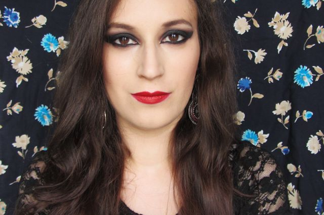 """If you live like that you live with ghosts - Taylor Swift """"Bad Blood"""" inspired look"""