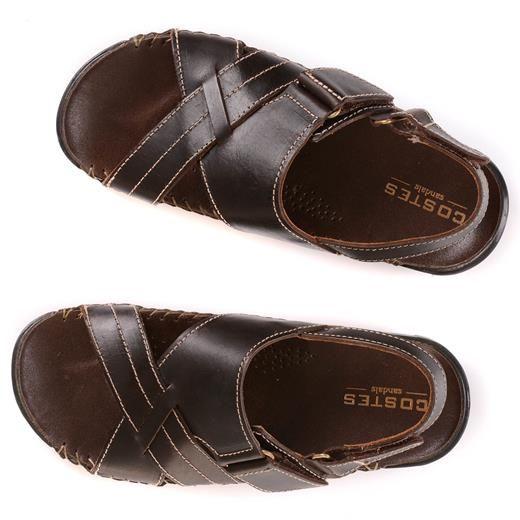 Sandália Masculina Costes Arizona | Mundial Calçados