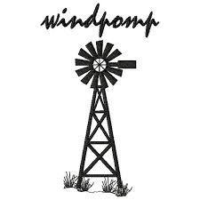 Image result for windpomp stencil