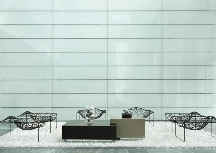 #Hall de ILUNION Atrium de Madrid. http://www.ilunionatrium.com/