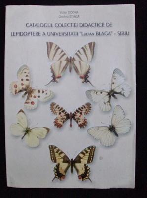 Catalogul Colectiei Didactice De Lepidoptere