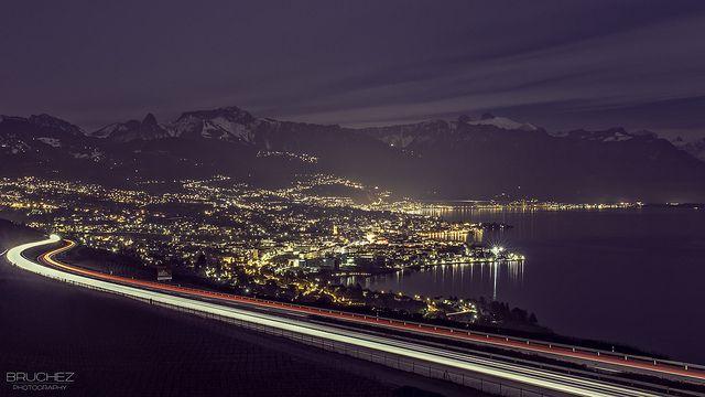 Vevey-Montreux - Switzerland