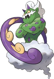 Tornadus is the only Pokemon that is a pure Flying-type. All other Pokemon that have a Flying-type also have another type.