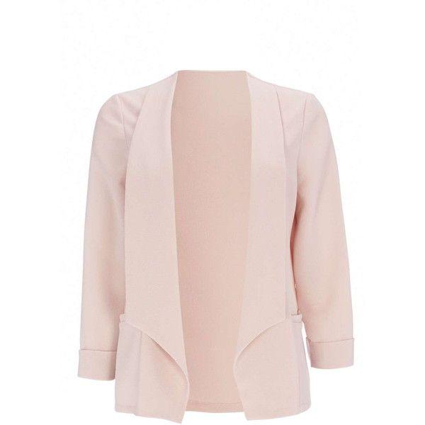 The 25  best Pale pink jacket ideas on Pinterest