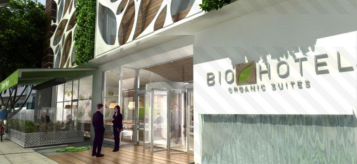 Bio Hotel Organic Suites : Bogota, Colombia