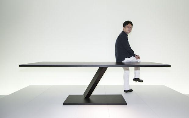 DESALTO element by Tokujin Yoshioka