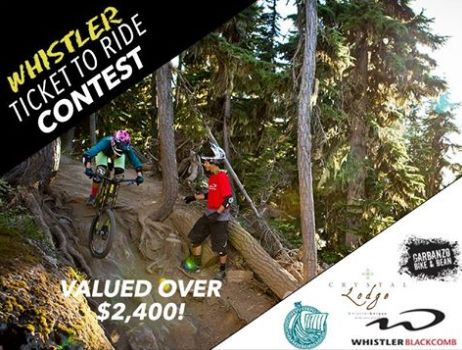 Crystal Lodge and Suites - Win a Biking Trip for 2 to Whistler, Canada - http://sweepstakesden.com/crystal-lodge-and-suites-win-a-biking-trip-for-2-to-whistler-canada/