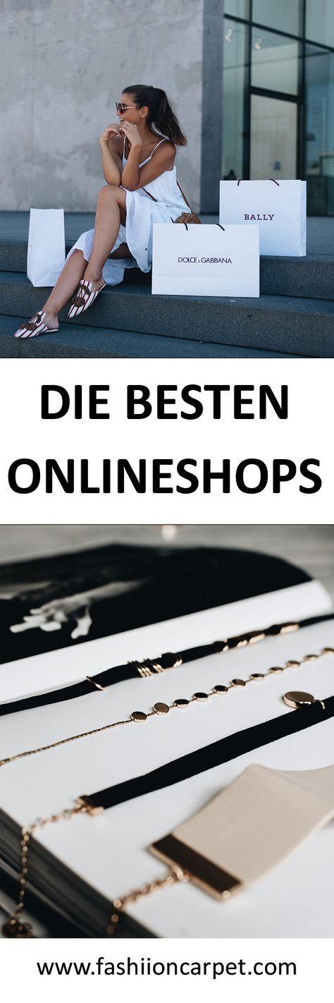 Meine liebsten Onlineshops – Jeannine