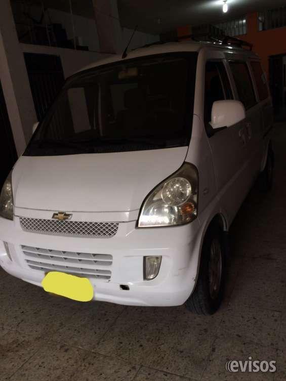 venta camioneta van N300 Se venda chevrolet N3007 pasajeros excelente estado vidri .. http://cali.evisos.com.co/venta-camioneta-van-n300-id-486728