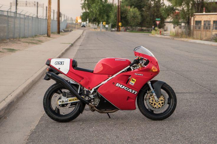 1991 Ducati 851 SP3
