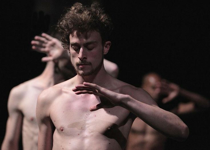 Nudity + Dance = What exactly? The critics on Olivier Dubois' Tragédie