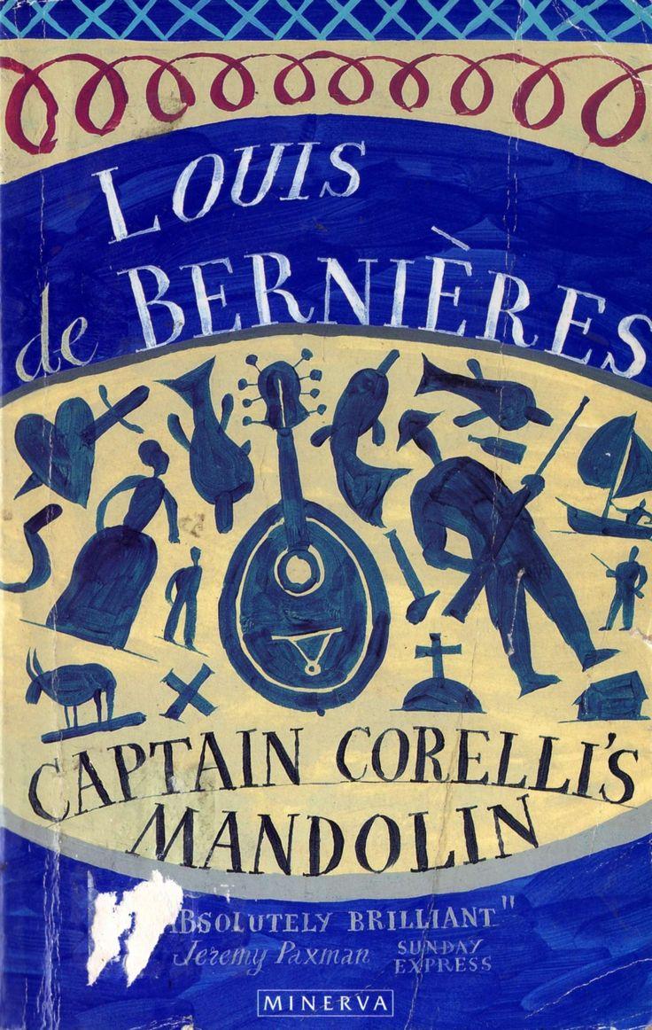 10++ Captain corellis mandolin book summary information