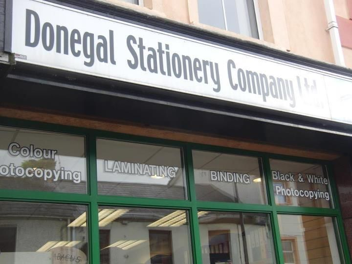 Donegal Stationery Company