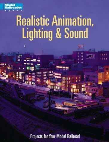 Realistic Animation Lighting u0026 Sound  21 Projects for Your Model Railroad by Kent J  sc 1 st  Pinterest & 100 best Model Railroad Animation images on Pinterest | Creativity ... azcodes.com