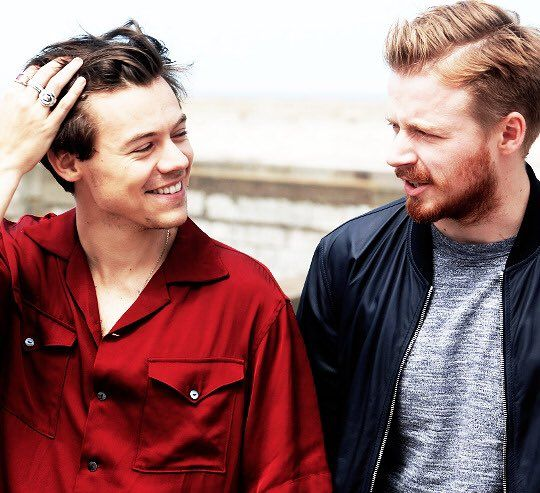 harry + jack lowden